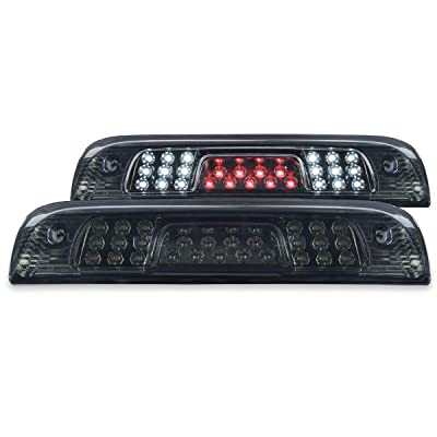 AnzoUSA 531097 Smoke Third Brake Light for Chevrolet/GMC: Automotive