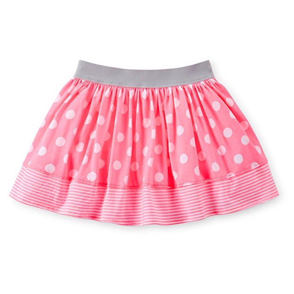 Carter's Little Girl's Dot Striped Skort