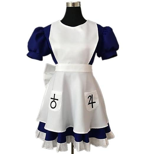 8996b493919c3 Amazon.com: NSOKing Hot Anime Alice Madness Returns Cosplay Costume ...