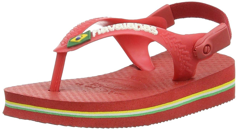 Havaianas Baby Brasil Logo, Chanclas para Niñ as Chanclas para Niñas 41197272197234