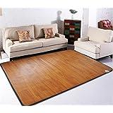 FFJTS 1 * 1 m Móvil estera geotérmica hogar manta eléctrica calefacción eléctrica piso móvil alfombra