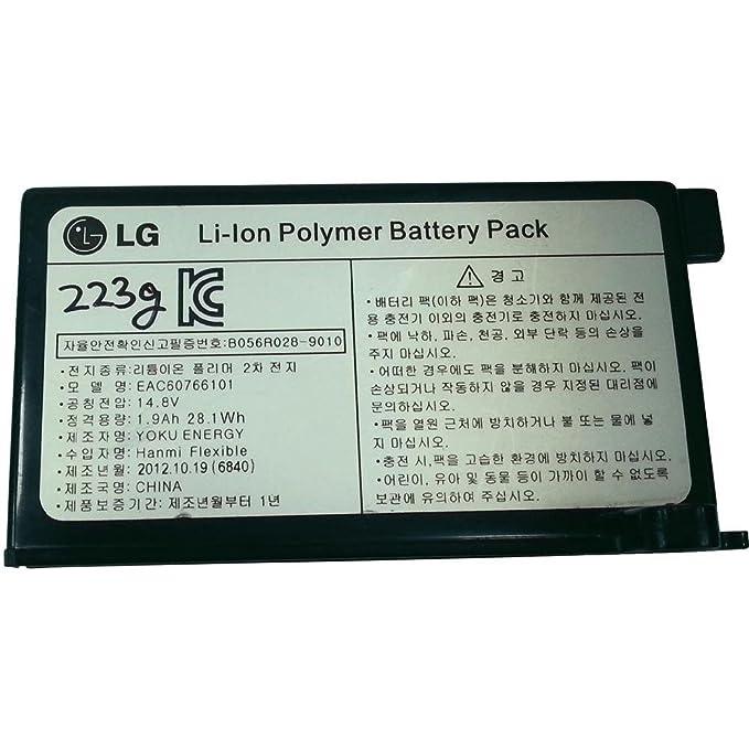 LG batería VR5942L VR6170LVM