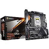 GIGABYTE TRX40 AORUS Master (sTRX AMD TRX40/Fins-Array Heatsink/16+3 Phases Infineon Digital VRM/3x PCIe 4.0x4 M.2/Intel WiFi