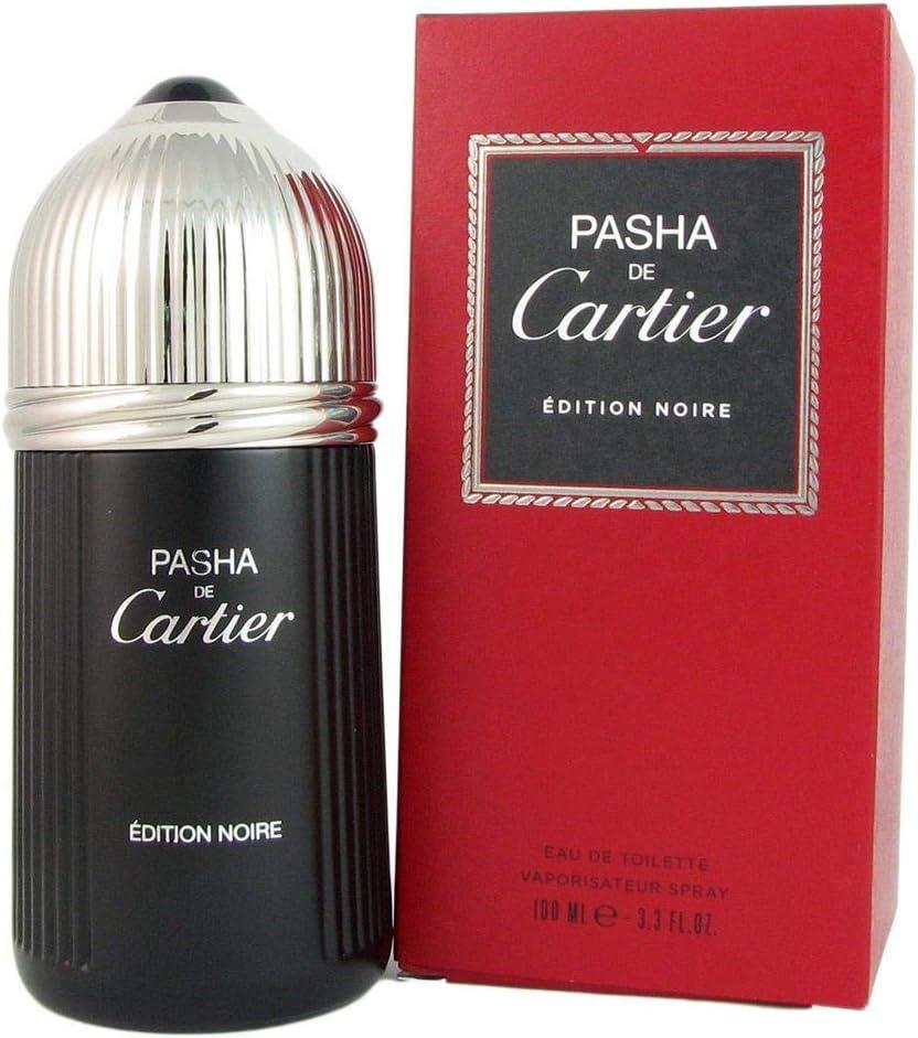 Pasha De Cartier Edition Noire Perfume Hombre de Cartier 100 ml EDT Spray