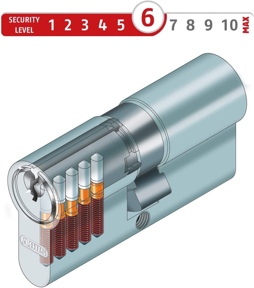 Abus Profilzylinder Zylinder Türzylinder 45//50 N/&G C73 Doppelzylinder