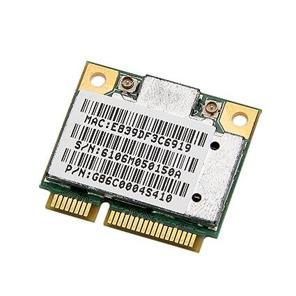 11b/g/n Wireless LAN Mini-PCI Express Adapter III Drivers Windows