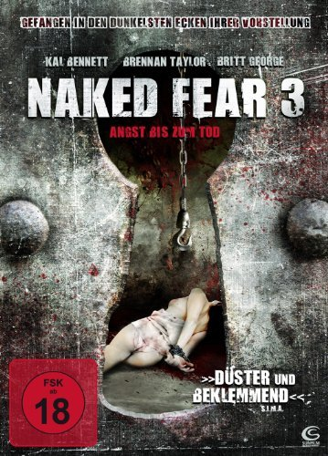 Naked Fear 3 (2009) ( From the Shadows ) ( Naked Fear Three ) [ NON-USA FORMAT, PAL, Reg.2 Import - Germany - Naked Erika