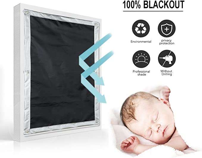 Fenêtre de Toit Store Fenêtre Store Dachrollo Black-Out Aluminium Cadre