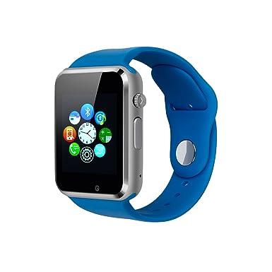 ykd 1.54 pulgadas bluetooth reloj inteligente pantalla táctil Smartwatch con SIM y ranura para tarjeta TF