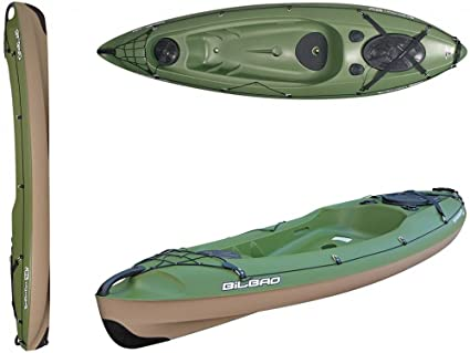 BIC SPORT Bilbao - Canoa rígida para pesca Talla:ND: Amazon ...