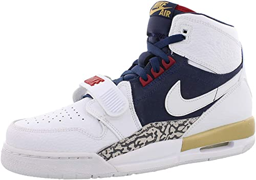 Nike Jordan Air Jordan Legacy 312 (GS) Tenis de Baloncesto para ...