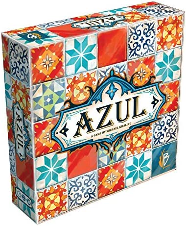 Plan Games Azul Board Game product image
