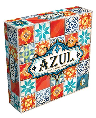 Plan B Games Azul Board Game Board Games (Best Board Games For Groups Of Adults)