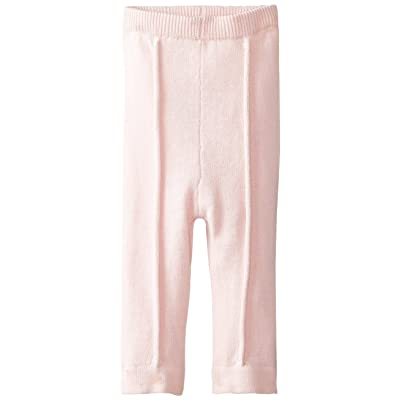 Andy & Evan Baby Girls' Pink Sweater Knit Pant