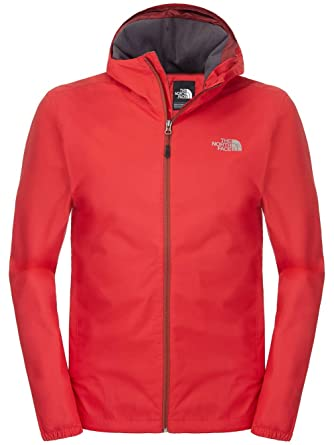 The North Face Quest - Chaqueta de Hombre, Hombre, T0A8AZ. L, Rojo