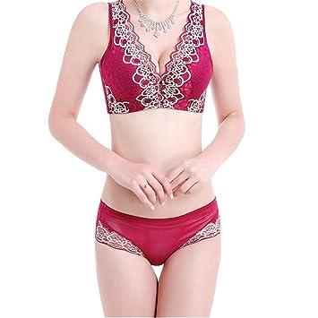 ETTazxv Body Shaping Underwear - Ropa Interior para Mujer, Rojo, Talla única