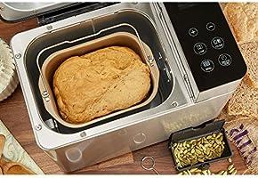 Panificadora digitale cocinado Fraiche Andrew James con 17 ...