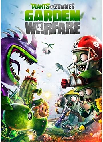 Plants Vs Zombies Garden Warfare (DOWNLOAD CODE IN A BOX) PC