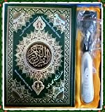 Quran Reading Pen-amazon-100% Feed Back-bonus Pack -Best Price.4 Gb Pen- 5 Reciters,5 Translations,hard Copy of Color Quran,free Charger,free Books and More.ship By Amazon. Visit Our Store for Islamic Crystal Gifts for $3 and Up.
