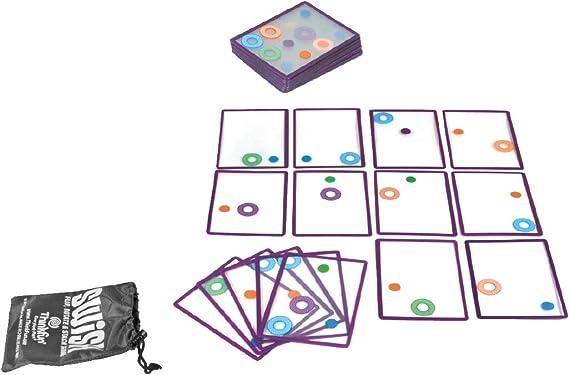 ThinkFun 76318 Swish® - Juego de Mesa [Importado de Alemania]: Amazon.es: Juguetes y juegos