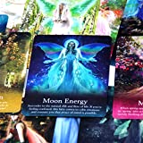 Huluda Oracle of The Fairies 44 Cards Deck and
