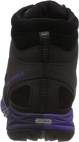 Merrell J37782, Stivali da Escursionismo Alti Donna: Amazon