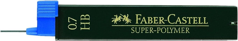 Faber-Castell/ 0.35 H /Confezione di mine Super-Polymer 5x 5