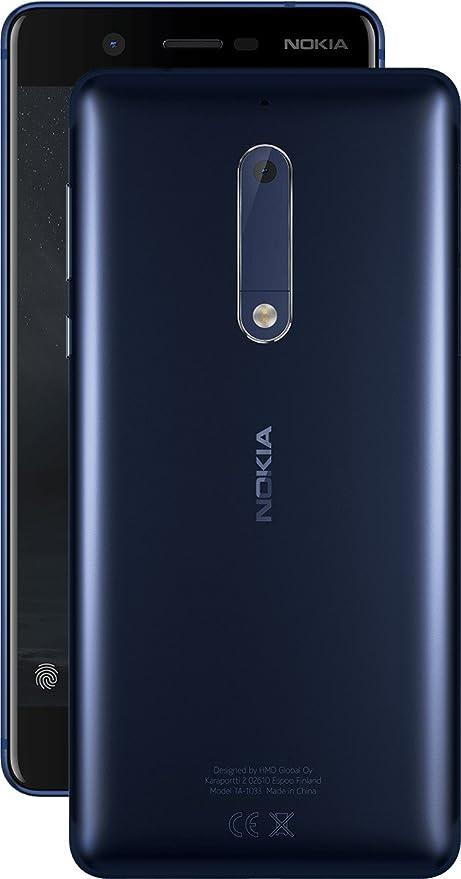 Nokia - SMPH.Nokia 5 Blue F13+5 2/16 773618: Amazon.es: Electrónica