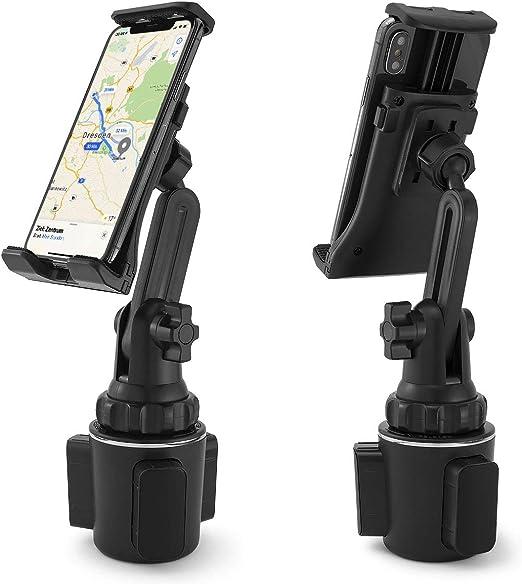 Tablet PCs Cup Mount f/ür Smartphones Navis MidGard Universal Autohalterung f/ür KFZ-Getr/änkehalter