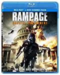 Cover Image for 'Rampage: Capital Punishment [Blu-ray/DVD Combo]'