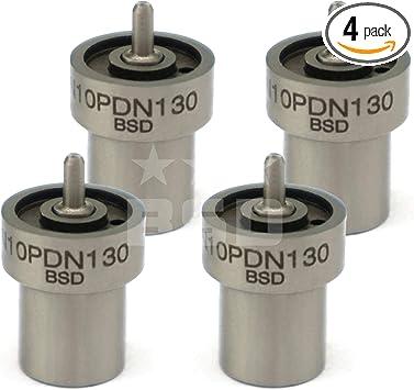 Diesel Injector DN10PDN130 Fuel Nozzle 105007-1300 Fit MITSUBISHI 4 pcs//lot