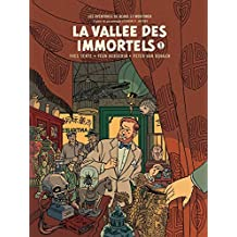 Blake et Mortimer 25  La vallée des Immortels édi Bibliophile