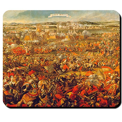 Battle of the Kahlenberg Great Turkish War Ottomans, used for sale  Delivered anywhere in USA