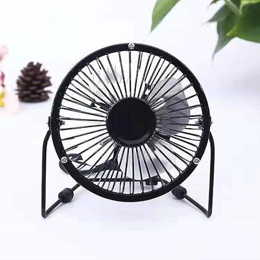 KWOSJYAL Ventilador USB Cooler Desk Cooling Fan Mini Portátil ...