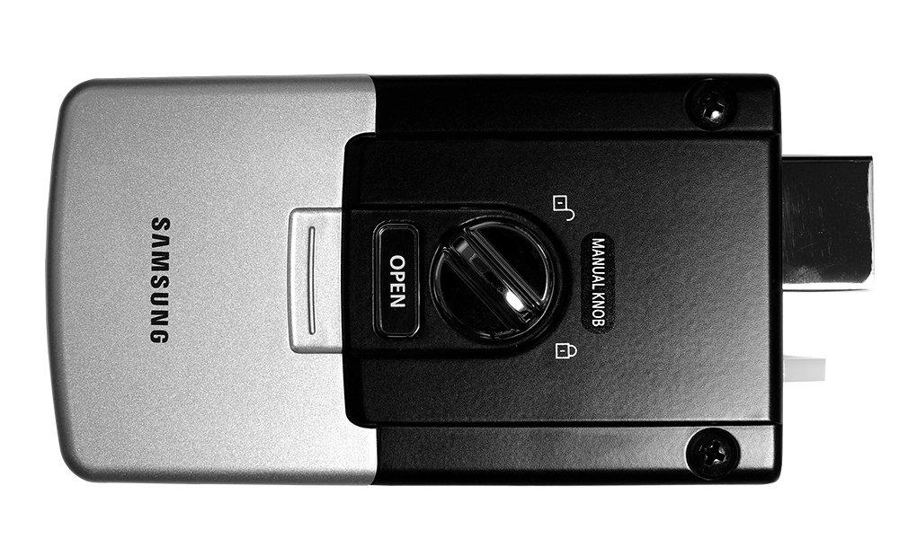SAMSUNG Digital door lock SHS 2920 black BLACK