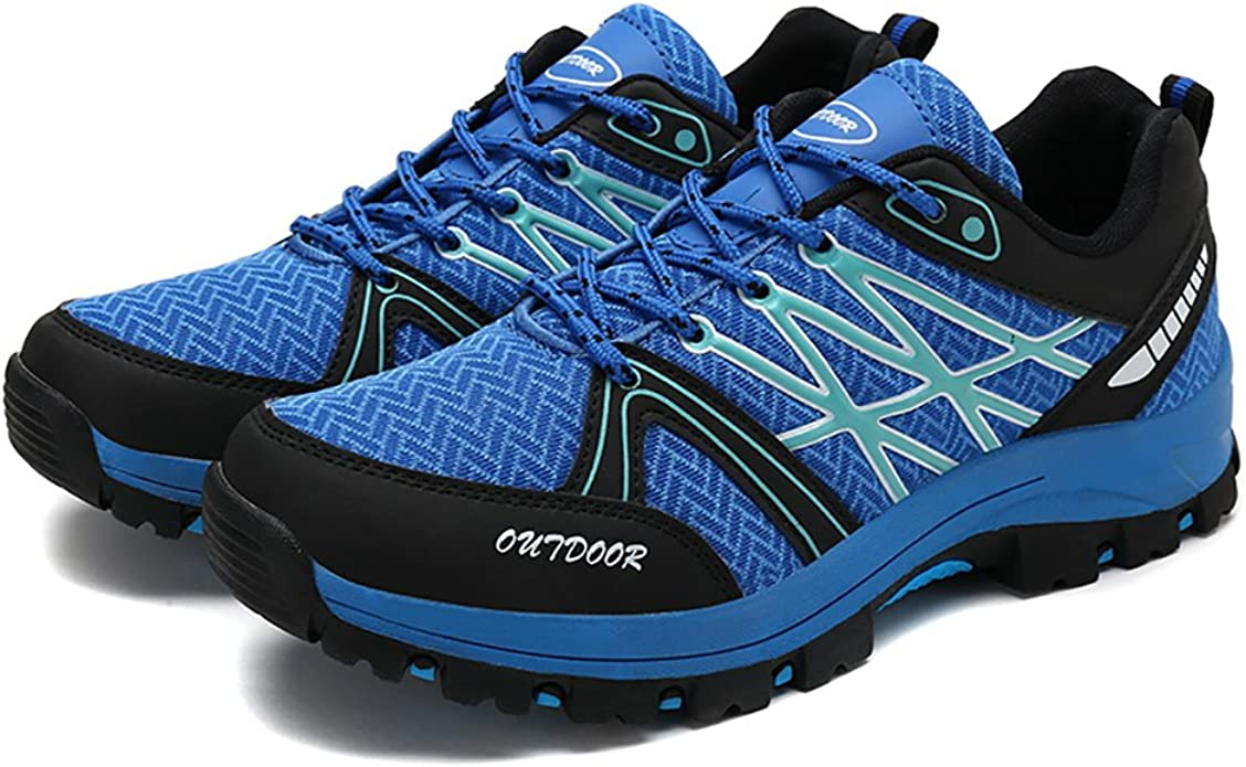 ZFLIN Hiking Shoes mesh Breathable Outdoor Hiking