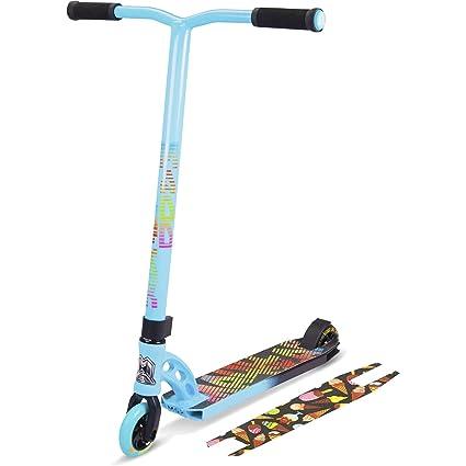 Amazon.com: Madd Gear VX7 Pro helado azul claro Scooter ...