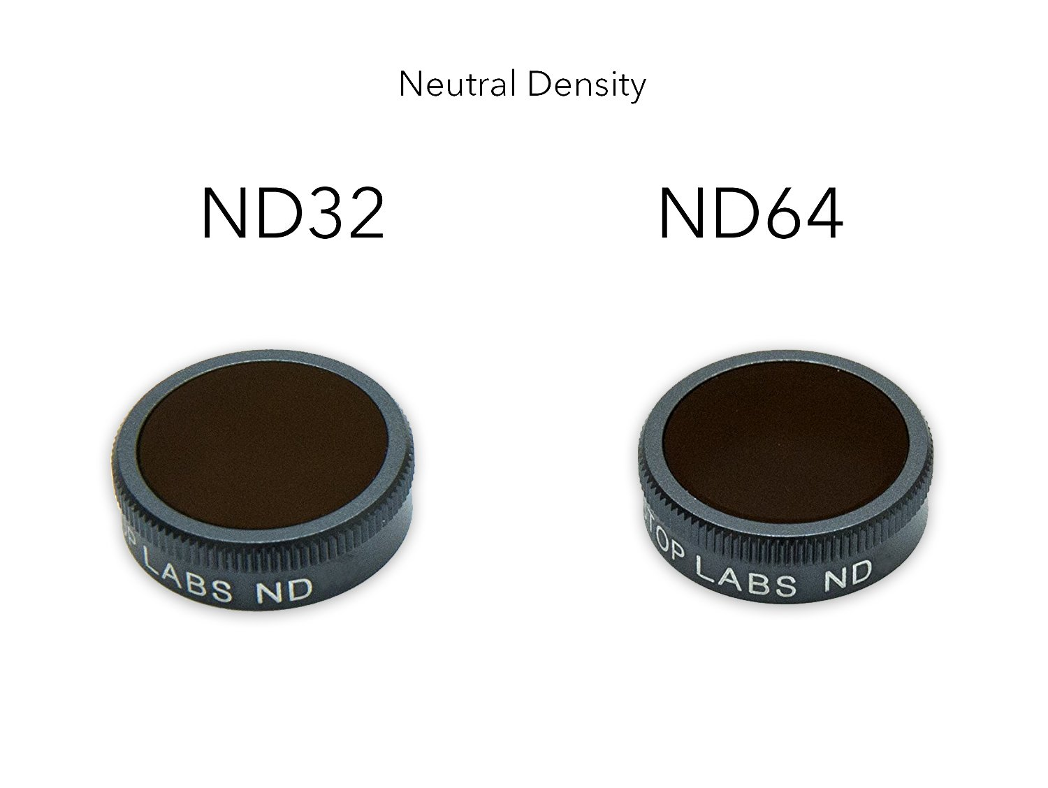 Lens filters For DJI Mavic Air, ND32, ND64, Mavic Air Accessories 4K Camera Lens Multi-coated Filters Pack ND 32 & ND 64 (2 Pack)