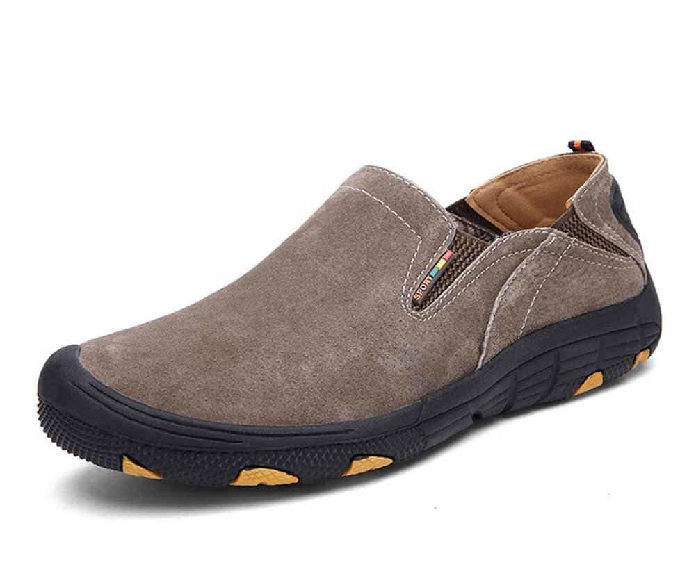 GLSHI Männer im Freien wandernde Schuhe 2018 Neue Niedrige Obere Beständige wandernde Schuhe Anti-Schleuderreise-Schuhe