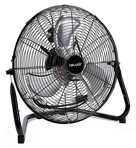 Price comparison product image NewAir WindPro18F 18-inch High Velocity Portable Floor Fan