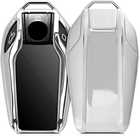 Kwmobile Autoschlüssel Hülle Kompatibel Mit Bmw Display Elektronik