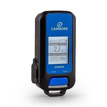 Klarfit Canmore Global Guide Localizador GPS Ordenador Deportivo Planificación de rutas Geocaching Azul: Amazon.es: Electrónica