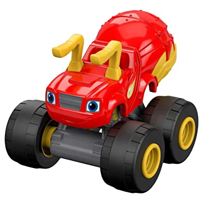 Fisher-Price Nickelodeon Blaze & The Monster Machines, Ant Blaze Truck: Toys & Games