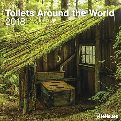 Toilets Around the World 2018 Broschürenkalender