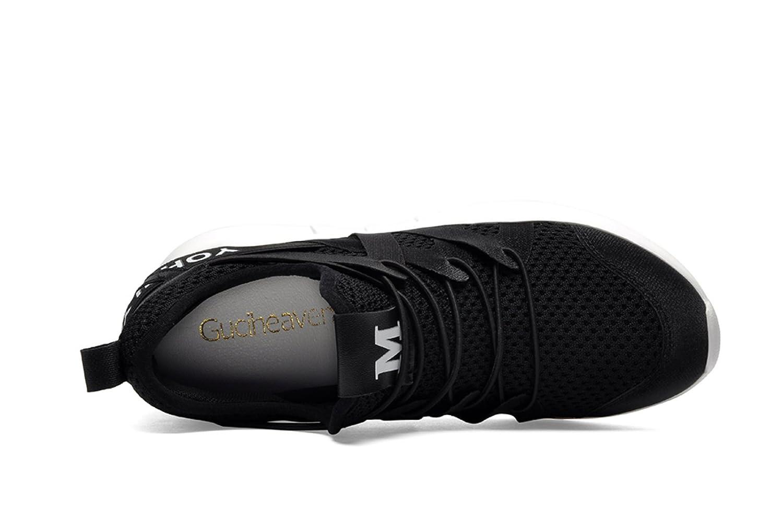 Lusam feeling Athletic Running Schuhe Fashion atmungsaktiv Turnschuhe Fitness Schuhe Casual Mesh Weich Sohle leicht atmungsaktiv Fashion d406b3