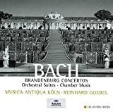 Bach: Brandenburg Concertos, Orchestral Suites, Chamber Music