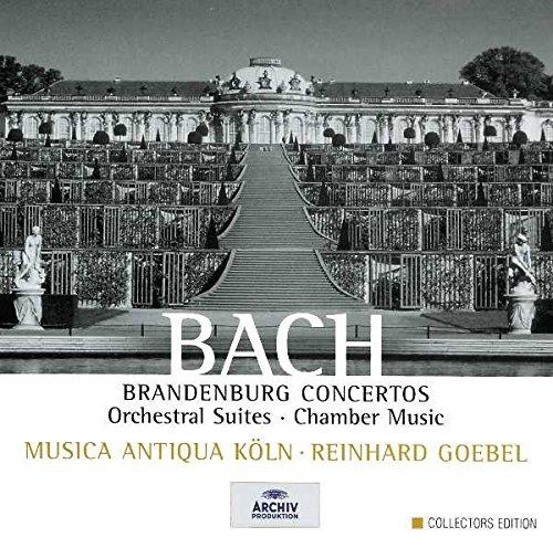 Bach: Brandenburg Concertos, Orchestral Suites, Chamber Music by Deutsche Grammophon