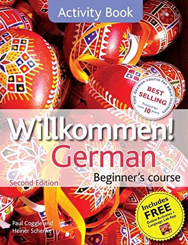 Willkommen! German Beginner's Course 2ED Revised: Activity - Coggles.com