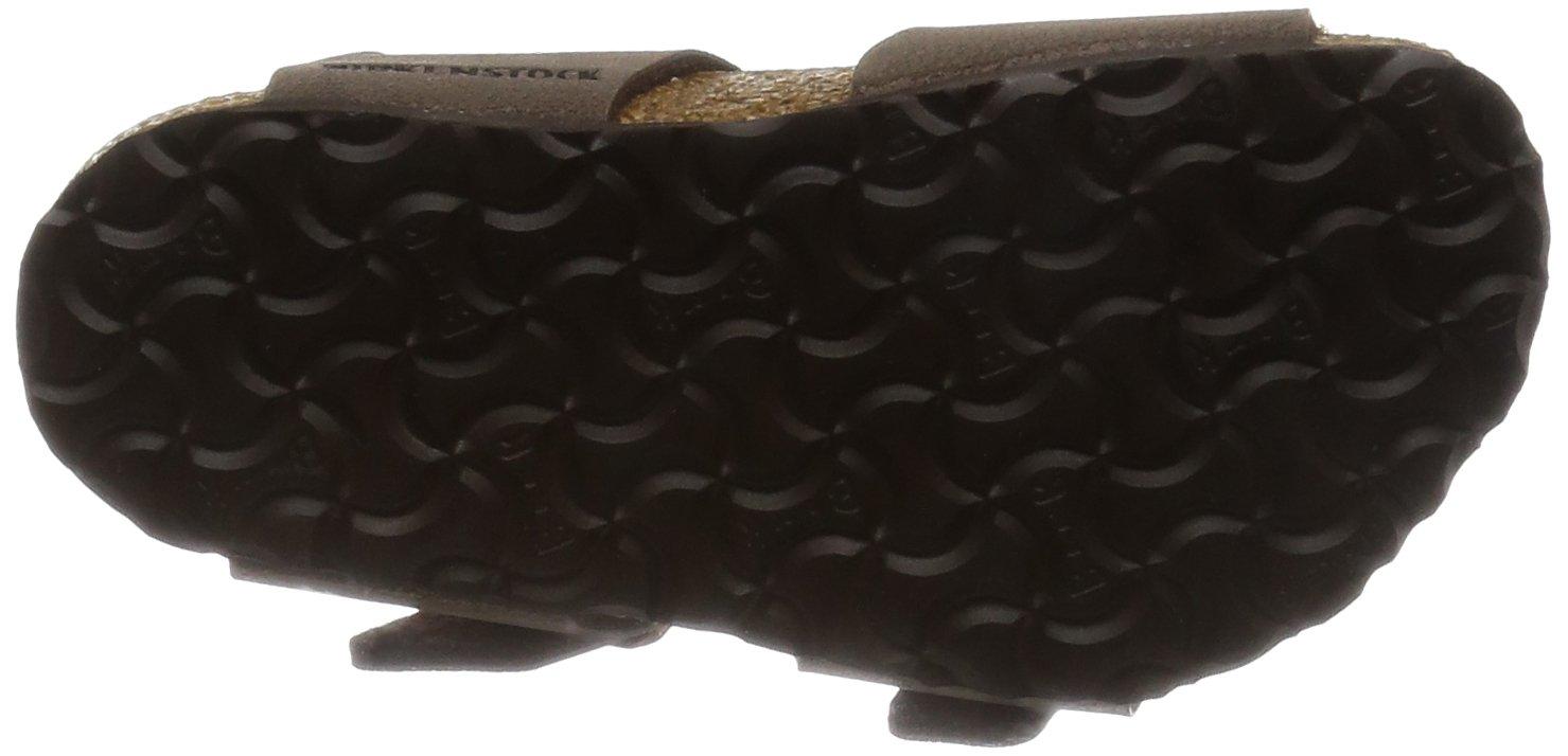 Birkenstock Unisex-Child New York Kids Mocca Birkibuc Sandals 24.0 N EU N 087783 by Birkenstock (Image #3)