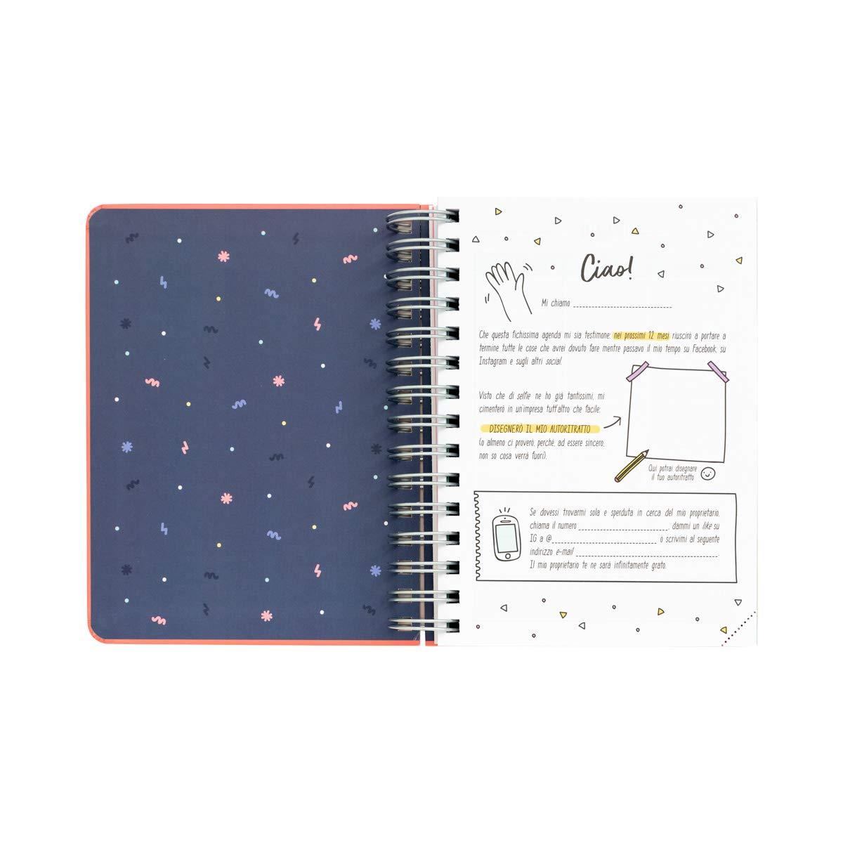 Amazon.com: Mr. Wonderful Sketch Daily Diary 2019-2020 ...